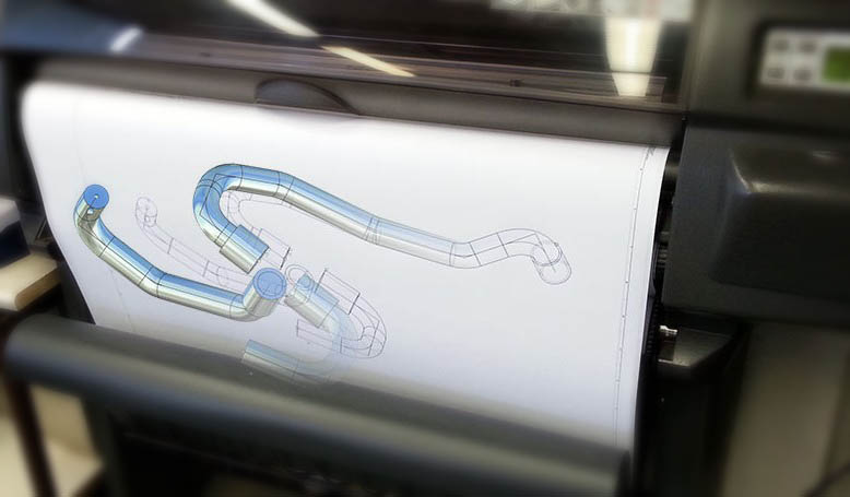 Digitale-Konstruktion